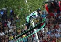 Фредди Крюгер (США) на этапе Кубка мира 2008 по водным лыжам в Дубне