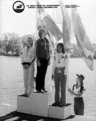 Наталья Румянцева выиграла Чемпионат мира 1979 в Канаде