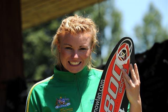 Karina Nowlan (Австралия)