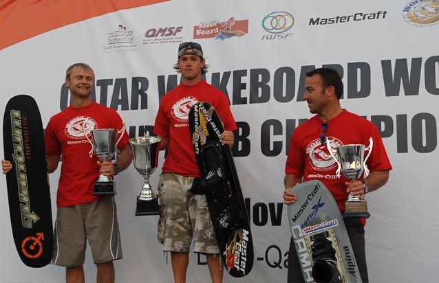 Олег Девятовский (Беларусь) - серебряный призер этапа Кубка мира 2008 в Катаре