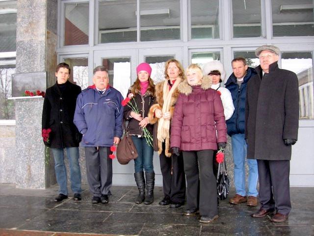 День памяти Валерия Нехаевского прошел в Дубне (фото Веры Федоровой)