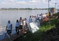Чемпионат России 2009 по водным лыжам в Дубне (фото Веры Федоровой)