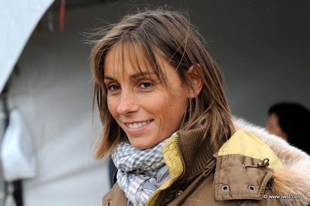 Marion Mathieu (Франция) - финалистка Чемпионата мира в фигурном катании