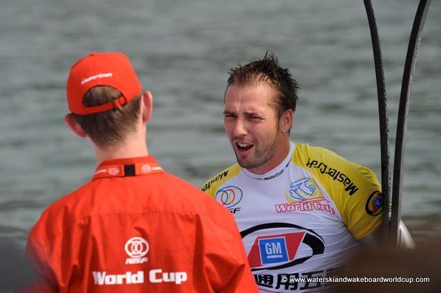 Игорь Морозов (Россия) - призер этапа Кубка мира
