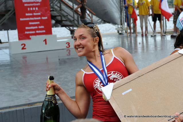 Наталья Бердникова - рекордсменка мира в фигурном катании (9080 очков)