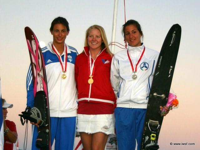 Чемпионат мира 2009 по водным лыжам до 21 года в Мексике