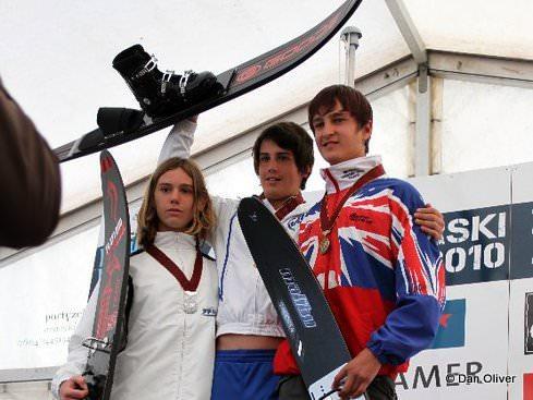 Brando Caruso - Чемпион Европы 2010 среди юношей до 14 лет