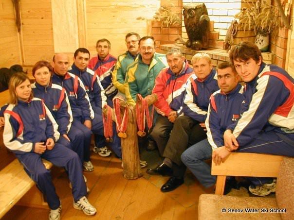 СДЮШОР им. Н.Л. Генова (Новополоцк, Беларусь)