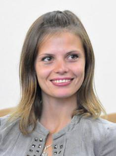 Мария Белякова (Веремчук)