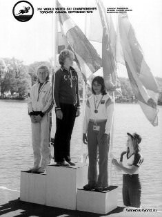 Наталья Румянцева - Чемпионка мира 1979