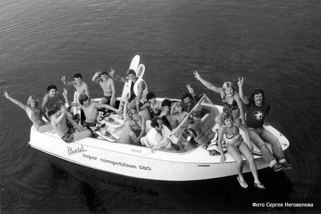 1979 - Первые мировые рекорды и золотая медаль Чемпионата мира