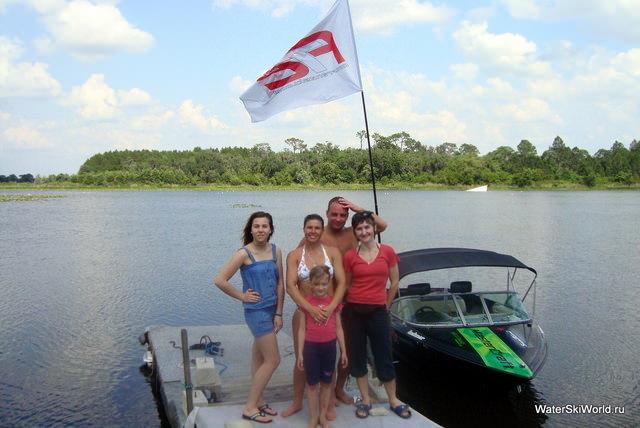 Владимир Рянзин: Русские недели во Флориде 2011