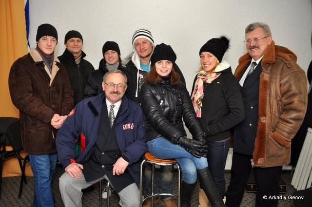 Новополоцк составит костяк сборной Беларуси на Чемпионате мира