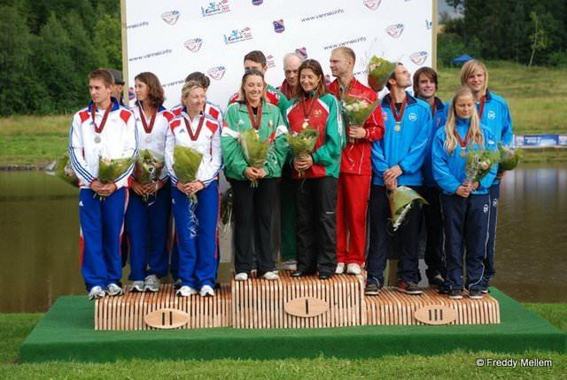 Кубок Европы 2011 по водным лыжам