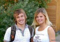 Герман Беляков и Мария Веремчук