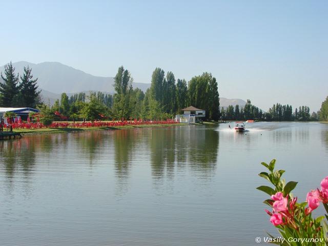 Всемирная Универсиада 2012 по водным лыжам в Чили
