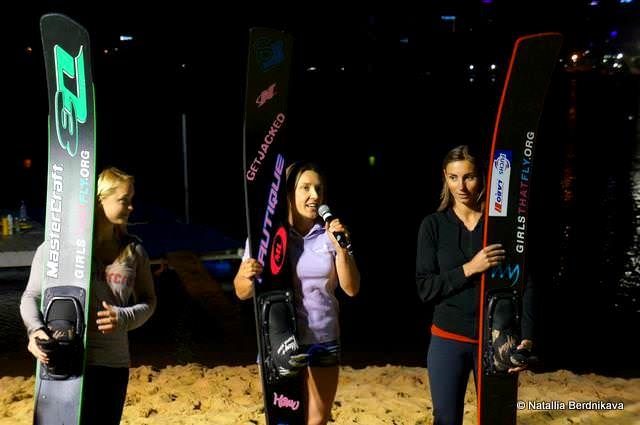 Perth Night Jump 2012 - Алекс Лауретано, Наталья Бердникова, Мэрион Матье