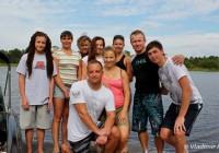 Рекордное количество российских воднолыжников собралось у Франца Оберляйтнера