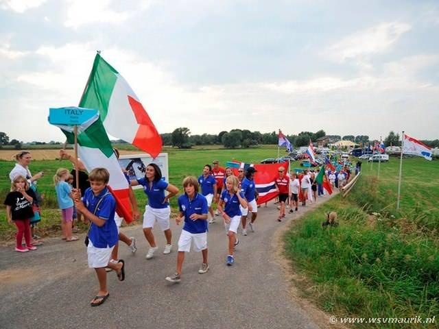 Юношеский чемпионат Европы 2012