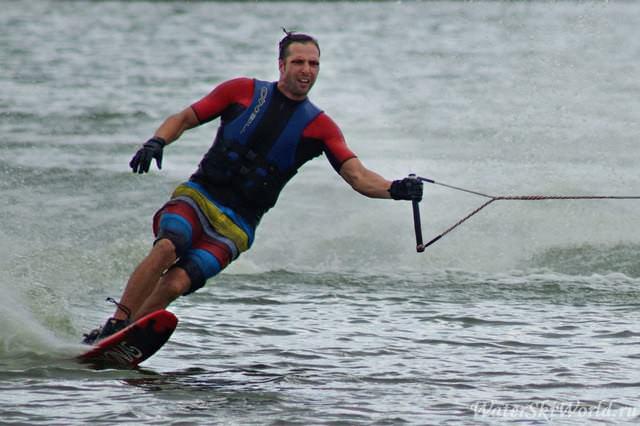 Игорь Морозов - чемпион России в слаломе и прыжках с трамплина