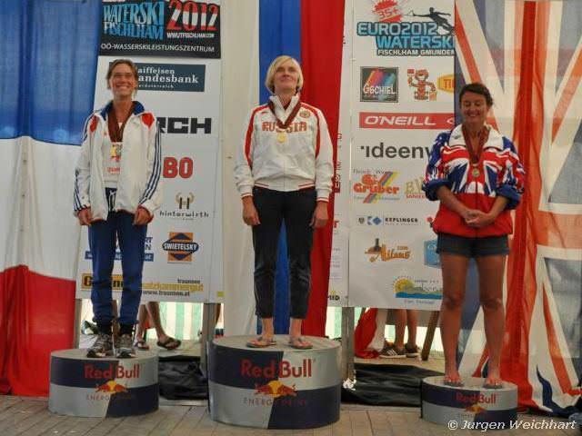 Ольга Кашицина - 3-кратная Чемпионка Европы 2012 среди ветеранов