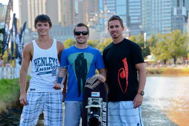 Герман Беляков (Беларусь, Новополоцк) - Чемпион Moomba Masters 2013 (фото Des Burke-Kennedy)