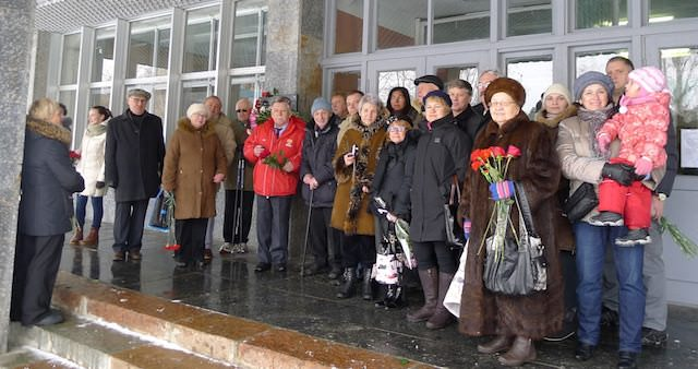 День памяти Валерия Нехаевского (фото Антонио Понтекорво)