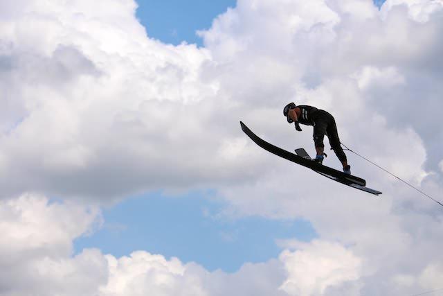 Игорь Морозов обновил рекорд России в прыжках с трамплина