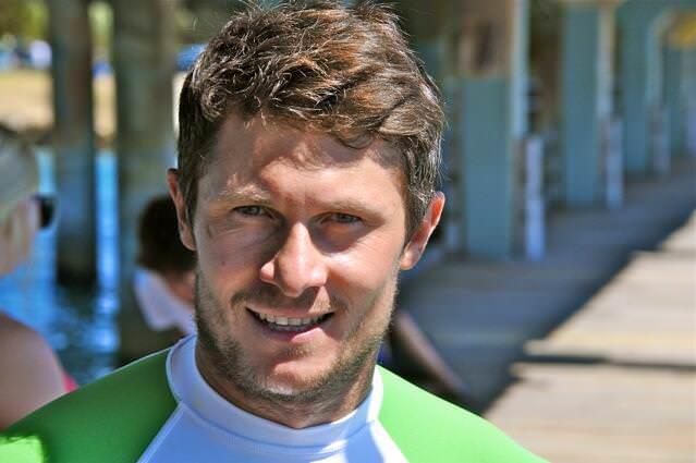 Алексей Жерносек (фото Des Burke-Kennedy)