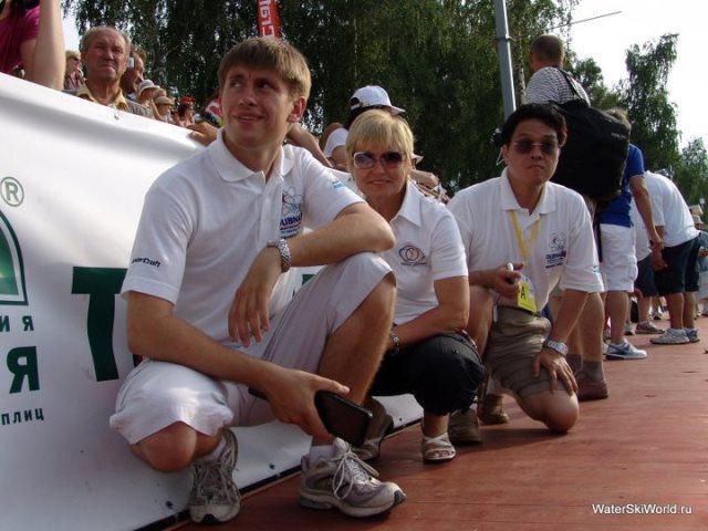 Инесса Потэс на чемпионате мира 2011 в Дубне (фото Юрия Нехаевского)