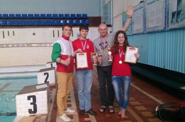 Победители II международного турнира памяти И.П. Лихачева