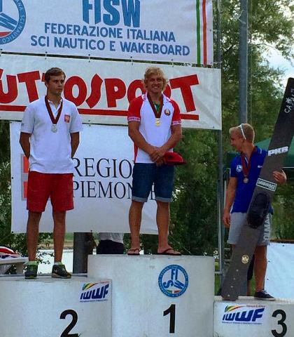 Александр Исаев -дважды чемпион Европы 2014 до 21 года (фото из ФБ)