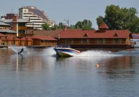 Воднолыжный стадион в Днепропетровске (фото Евгения Максименкова)