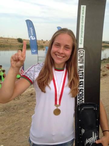 Анна Стрельцова - чемпионка мира до 21 года (фото Аркадия Генова)