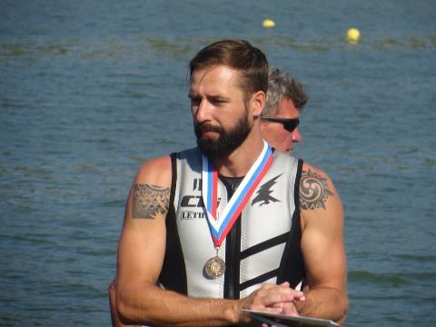 Бронзовый призер Мемориала Филина 2015 Игорь Морозов (Россия)