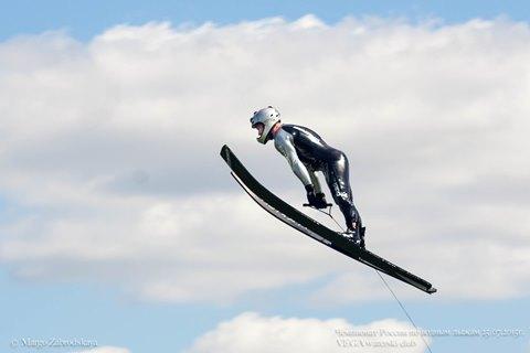 Победный полет Владимира Рянзина (фото Маргариты Забродской)