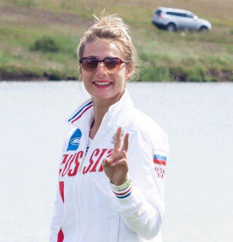 Алиса Шевкунова (фото Маргариты Забродской)