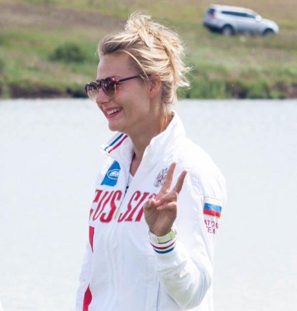 Алиса Шевкунова на чемпионате России 2015. Фото Маргариты Забродской