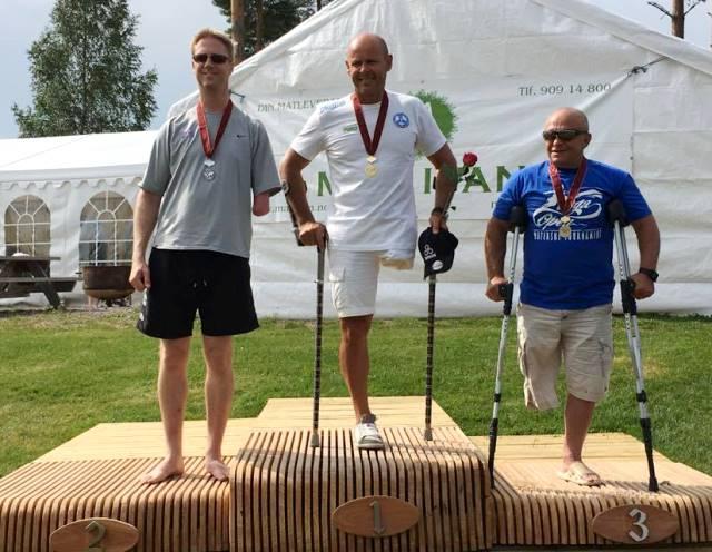Михаил Житловский на подиуме чемпионата Европы 2016. Фото из ФБ Christian Lanthaler