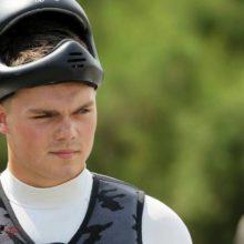 Егор Арефьев - бронзовый призер юношеского чемпионата Европы 2016. Фото со страницы чемпионата в ФБ