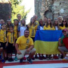 Команды Украины и Беларуси - лидеры командном зачете. Фото из ФБ Аркадия Генова