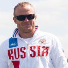 Владимир Рянзин - дважды чемпион Европы. Фото Маргариты Забродской