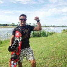 Алексей Жерносек - третья победа на US Open! Фото из ФБ спортсмена