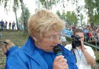 Татьяна Рожкова на Кубке мира 2004 в Дубне. Фото Александра Биткина