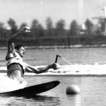 Мастер спорта СССР Михаил Корбуков. Фото из архива В.Е. Горюнова