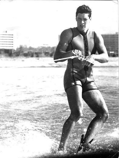 Михаил Корбуков. Фото из архива В.Е. Горюнова
