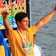 Данил Фильченко - дважды чемпион мира среди молодежи. Фото Елены Смирновой