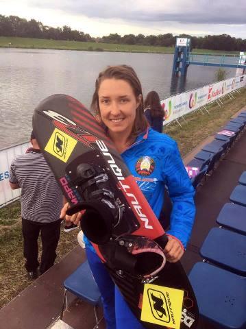 Наталия Бердникова - чемпионка Всемирных игр в фигурном катании. Фото IWWF