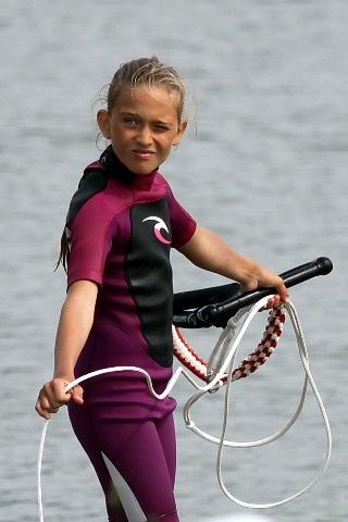Варя Политова - бронзовый призер юношеского чемпионата Европы. Фото Марины Амельянчик