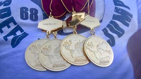 Все золото Европы - грузинскому мастеру. Фото из ФБ